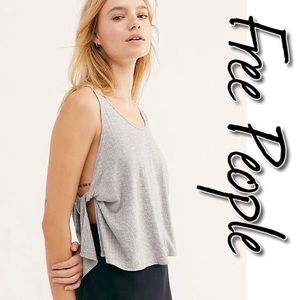 Free People Watch Me Go Tank NWT S